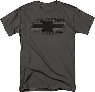 Popfunk Chevy Bowtie Burnout T-Shirt & Stickers