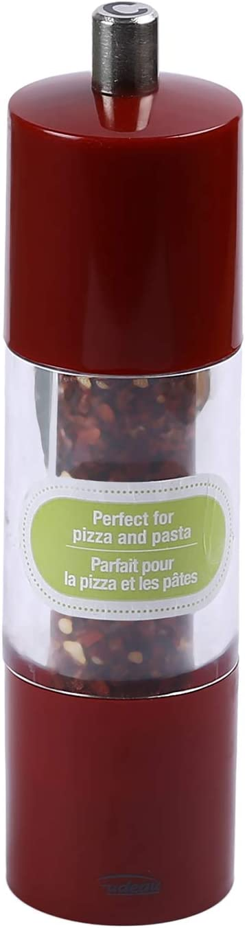 Trudeau 7-1 2-Inch Red Chili Max 61% OFF Pepper Popularity Grinder