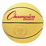Champion Sports Rubber Weighted Official Training Basketball - 2 Pounds
