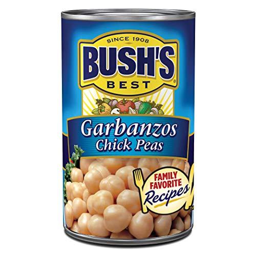 Bush's Best Garbanzo Beans (Chickpeas) 16 oz.