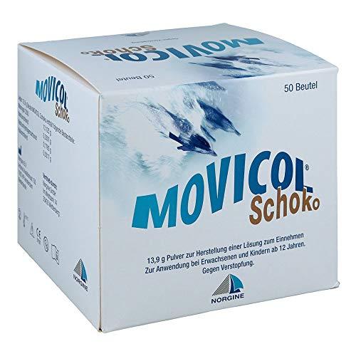MOVICOL Schoko Plv.z.Her.e.Lsg.z.Einnehmen 50 St