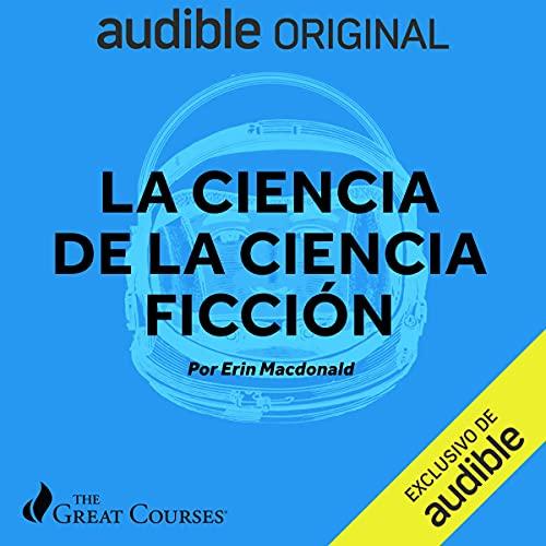 Diseño de la portada del título La ciencia de la ciencia ficción