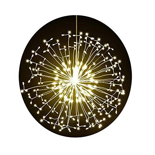 BoShi Firework Lights, LED Fairy Lights 198 LED, DIY Led Light Decoration for Christmas, Home, Patio, Indoor Outdoor (Firework Lights)