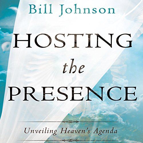 Hosting the Presence audiobook cover art