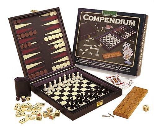 Gibsons Games Giochi Compendio
