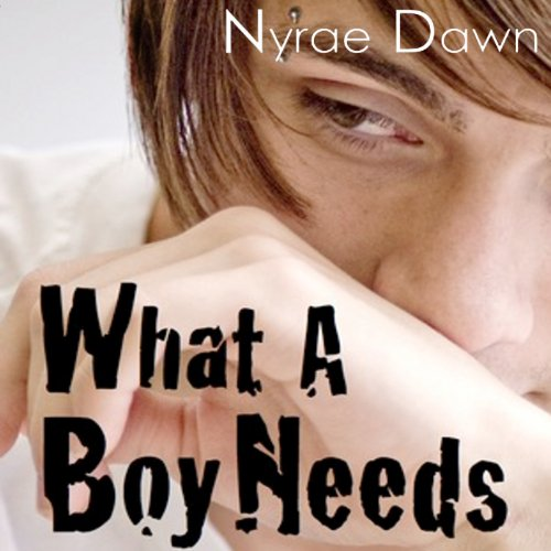 What a Boy Needs audiobook cover art