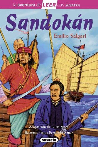 Sandokán (La aventura de LEER con Susaeta - nivel 3)