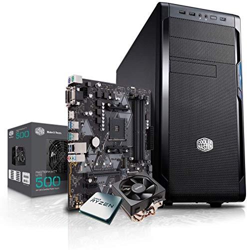 Aufrüst Gamer PC AMD bis Ryzen 9 3950X 16Kern (bis 4.7GHz Turbo) | bis 64GB DDR4 | Komponenten frei wählbar | Aufrüst Gaming Bundle komplett vormontiert und getestet [182255]