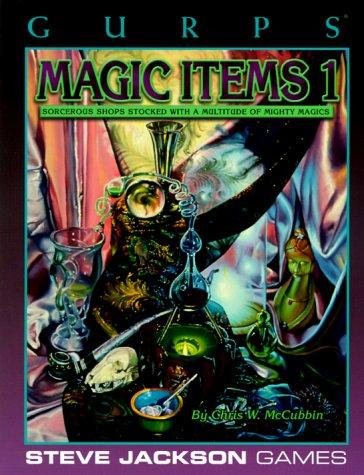 Gurps Magic Items 1