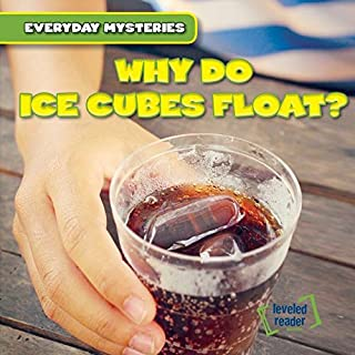 why do ice cubes float