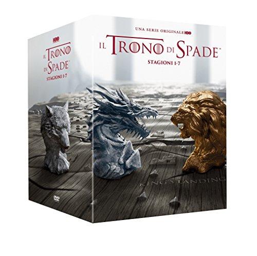 Il Trono Di Spade  - Stagione 01-07 (34 Dvd) [Italia]