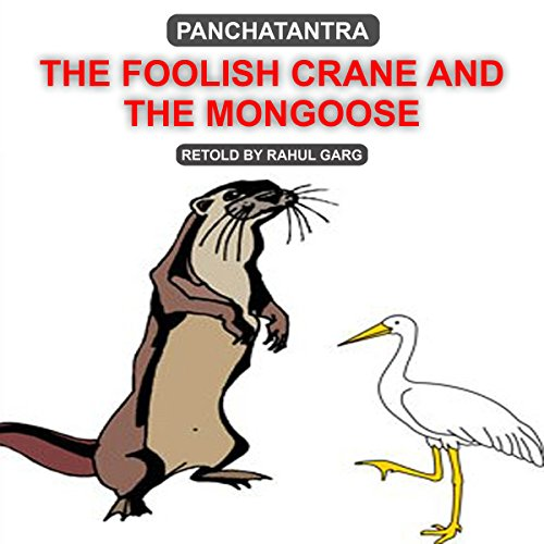 The Foolish Crane and the Mongoose cover art