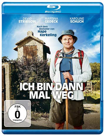 I'm Off Then (2015) ( Ich bin dann mal weg ) (Blu-Ray)