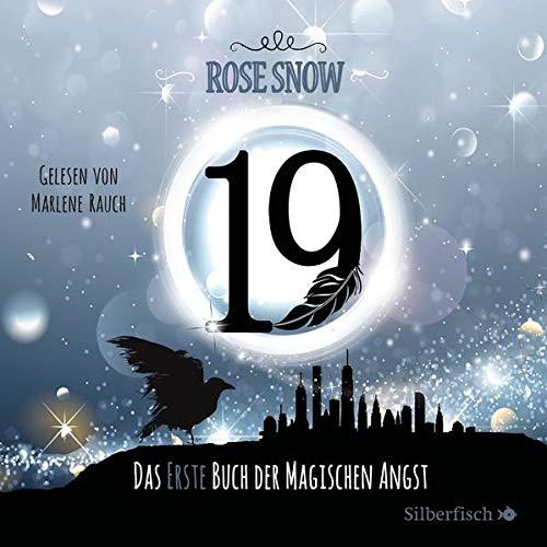 19 - Das erste Buch der magischen Angst Titelbild