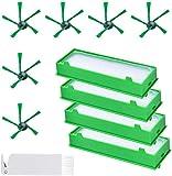Home Spare Parts - Accessori Compatibili per Vorwerk Kobold VR200 VR300, Kit 11 Accessori Ricambi spazzole laterali, filtro HEPA Aspirapolvere Senza Fili | Ricambi Casa | Accessori Vorwerk