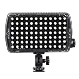 Foto Manfrotto ML840H Luce LED, 84 Lumimuse per Video e Fotografia con Dimmer, Nero