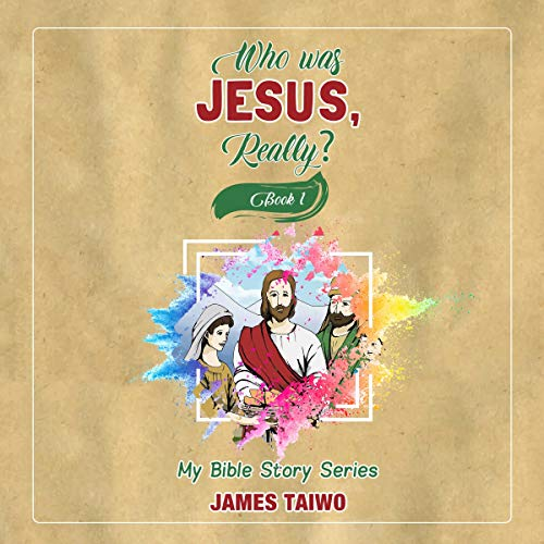 『Who Was Jesus, Really?』のカバーアート
