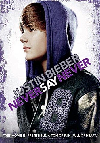 Justin Bieber: Never Say Never [Edizione: Stati Uniti] [Italia] [DVD]