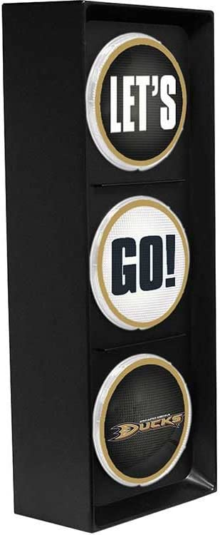 NHL Popular standard Anaheim Mighty Ducks Light Let's Free Shipping Cheap Bargain Gift Go