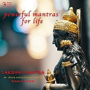Powerful Mantras for Life - Lakshmi Mantra