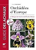 Orchidées d'Europe. d'Afrique du Nord et du Proche-Orient