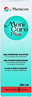 Menicare Meni Care Plus Contact Lens Care Product 250 Ml
