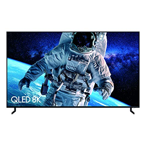 Samsung Q950R (75 inch) 8K HDR 4000 Smart QLED Television (Black)