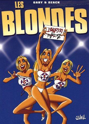Les blondes *Coffret* tomes 1 à 3