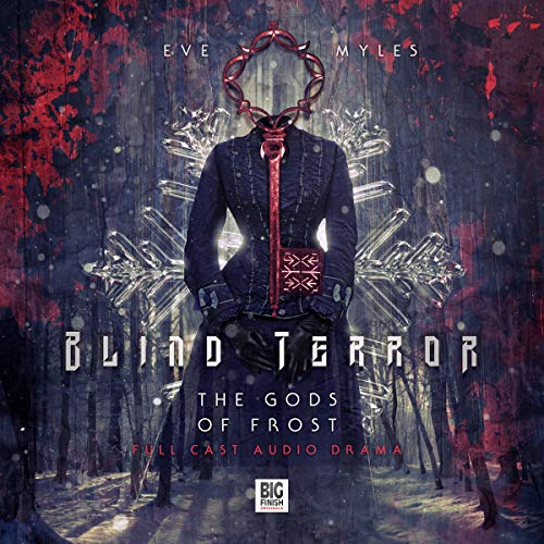 Blind Terror audiobook cover art