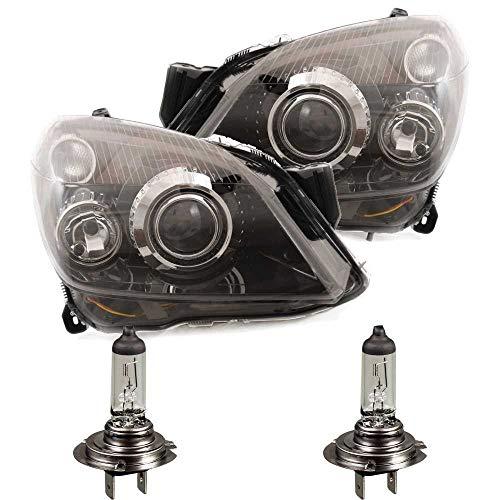 Bi Xenon Scheinwerfer Set Astra H Bj. 04-10 ohne Kurvenlicht