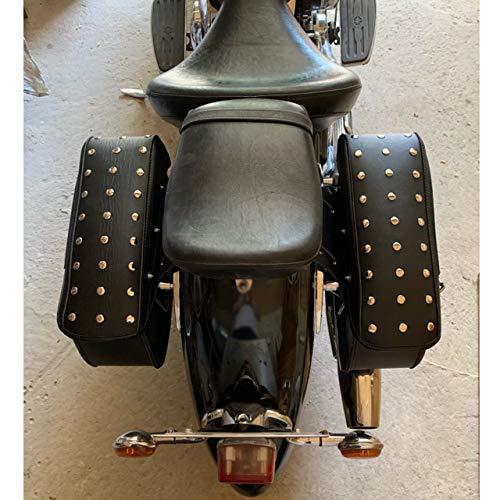 リバッカー『オートバイサイドサドルバッグ』