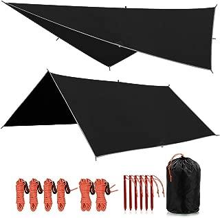 REDCAMP Waterproof Camping Tarp - 36
