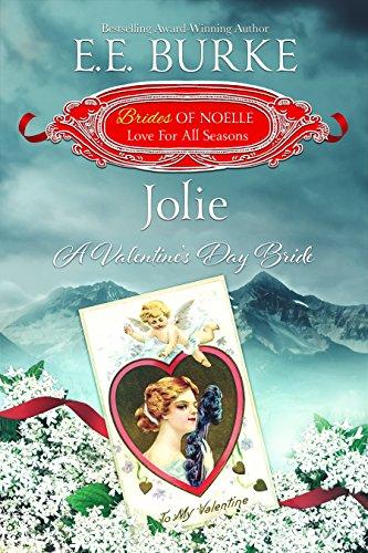 Jolie: A Valentine's Day Bride by E.E. Burke ebook deal