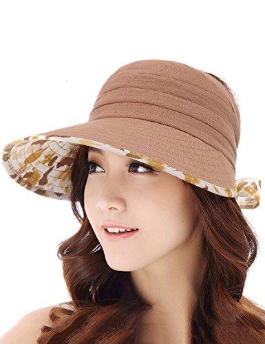 Sombrero para el sol de la Manera Sombrero vacío de la...