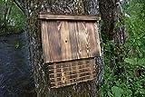 Eigenbau Fledermauskasten aus Massivholz -