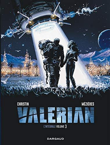 Valérian - Intégrales - Tome 3 - Valérian Intégrale - tome 3