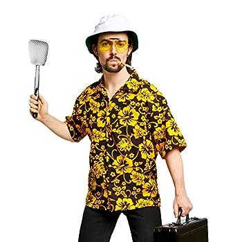 Raoul Duke Fear and Loathing Costume Kit Yellow