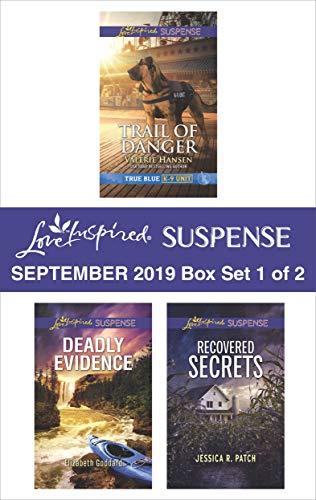 Harlequin Love Inspired Suspense September 2019 - Box Set 1 of 2
