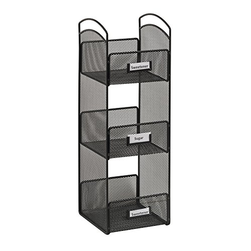 Safco Products 3290BL Onyx Mesh ...
