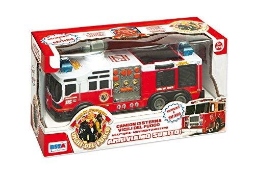 RSTA 9618-Camion Cisterna Vigili del Fuoco a Batteria, 9618