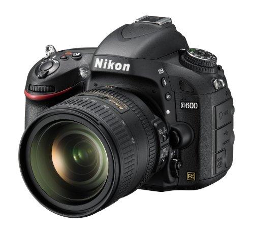 Nikon D Series 600 Af-S 24-85Mm Vr Kit