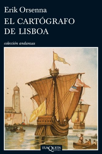 El cartógrafo de Lisboa (Volumen independiente)