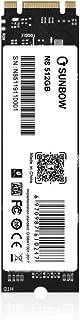 TCSUNBOW 512GB SSD M.2 2280MM NGFF 512GB SATA III 6Gb/s N8 512GB