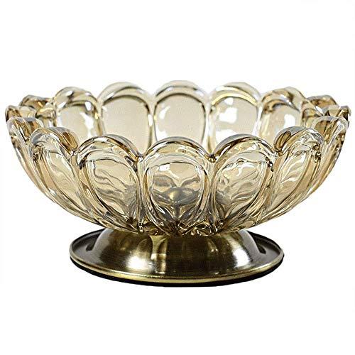 Kristall Aschenbecher Persönlichkeit Kreative Glas Aschenbecher Trend Multifunktions Aschenbecher Großer Couchtisch Wohnzimmer