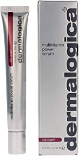 Dermalogica Multivitamin Power Serum (0.75 Fl Oz) Anti-Aging Face Serum with Vitamin C and Vitamin E - Reduces Fine Lines ...