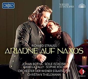 Richard Strauss: Ariadne auf Naxos, Op. 60, TrV 228a (Live)