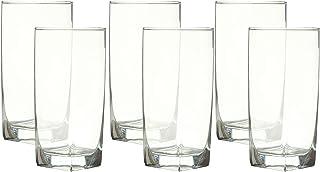 Luminarc Set Of 6 Drinkware Set, Clear