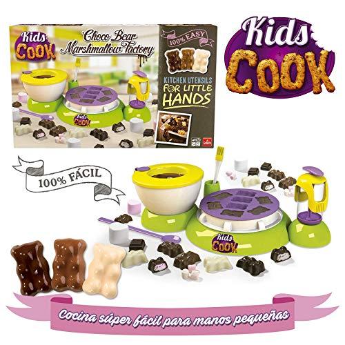 Kids Cook - Fábrica de Choconubes (Goliath 82296)
