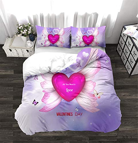 Discover Bargain Goldrui Summer Bedding Pillowcase Sets Fashion Print, Standard Size 2 Piece