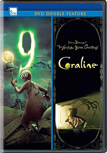 9 / Coraline (Double Feature) (2011)